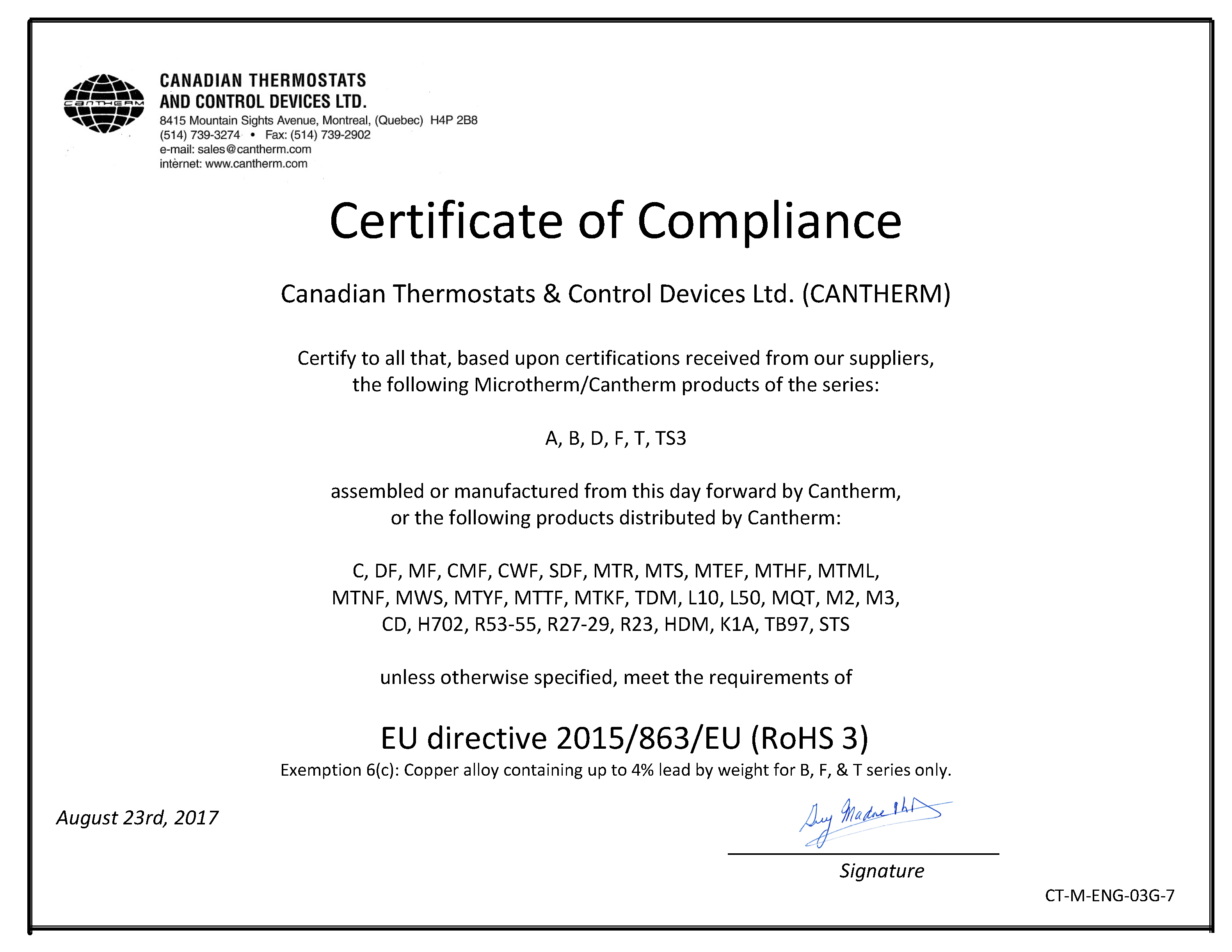 Erfreut Rohs Certification Galerie - zertifizierungsstelle ...