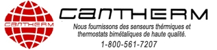 Cantherm – Canadian Thermostats  & Control Devices LTD Cantherm Sticky Logo